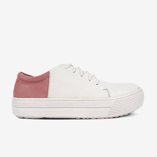 Shanon - White Pink